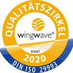 wingwave Qualitätszirkel 2020